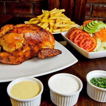 Aprende a preparar pollo a la brasa