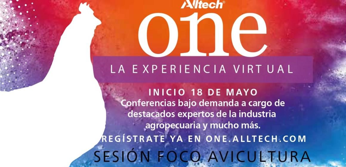 A pocos días de iniciar la Experiencia Virtual ONE de Alltech