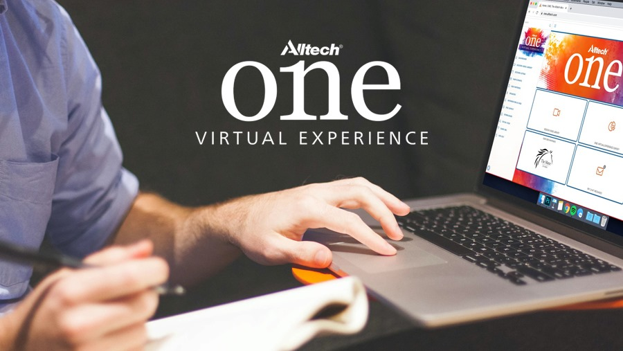 ONE: La Conferencia de Ideas de Alltech será una experiencia virtual en 2020