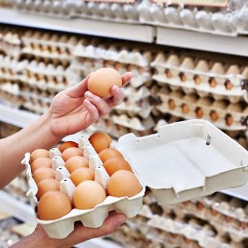 El huevo: el alimento más consumido