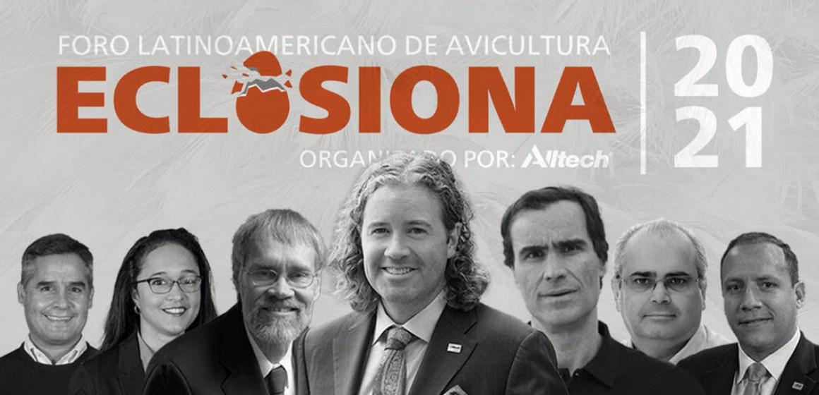 Participa en ECLOSIONA 2021, el foro digital de las propuestas e ideas de la industria avícola latinoamericana