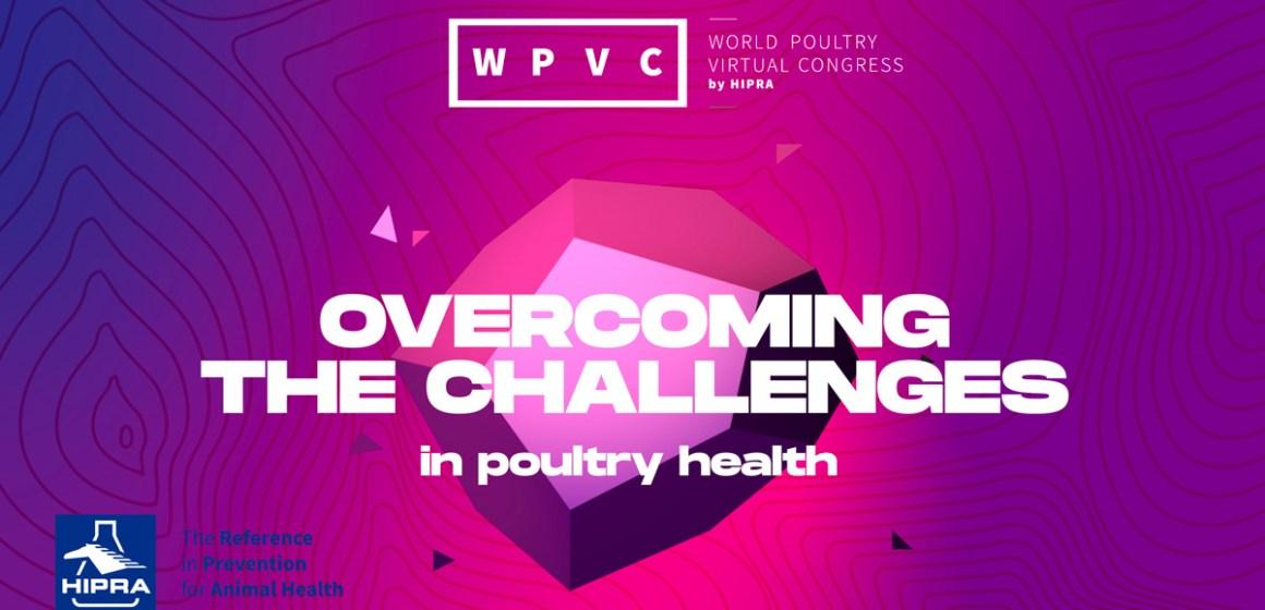 HIPRA organiza el primer congreso virtual de avicultura mundial en 2021