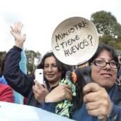 Gobierno reanudará el diálogo con Fecode durante el puente festivo