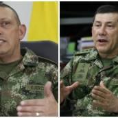 Santos apoya a generales acusados de falsos positivos