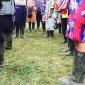 Hoy envían más ayudas a indígenas desplazados en Urrao