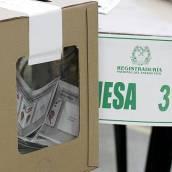 Más de 115.000 candidatos participarán en las elecciones de octubre