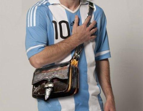 Los argentinos resultaron ser más colombianos que el carriel paisa.