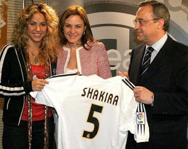 ShakiraMadrid