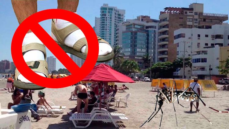 Sandalias Con Media Para Prevenir La ChikunguñaProhíben Costa En PXiwOTZku