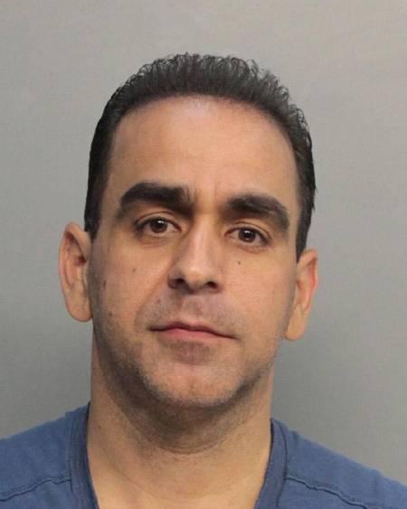 Ivan Valdes / Foto: Dpto Prisiones Condado Miami-Dade