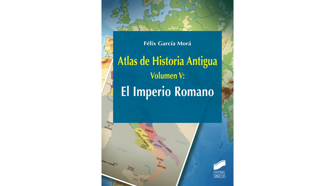 Atlas de Historia Antigua. Volumen 5