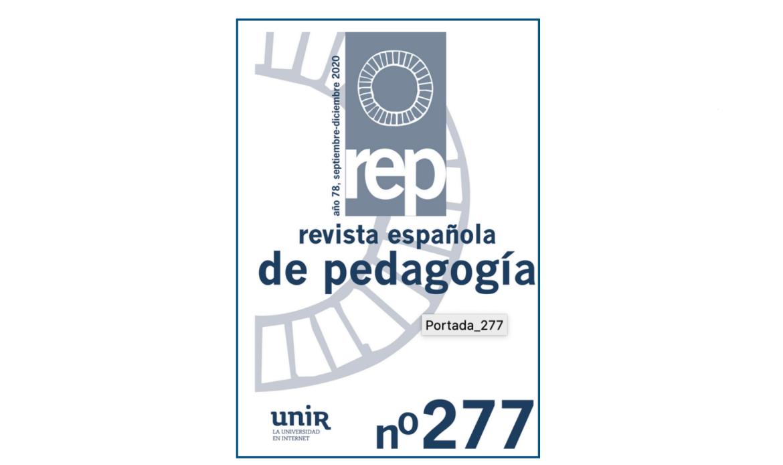 En Revista española de Pedagogía
