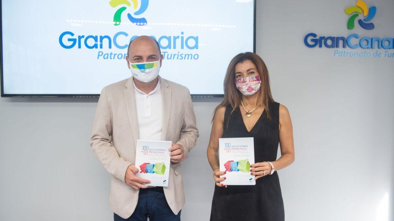 Un libro recoge los casos de éxitos de Lopesan, Binter, Riu y El Grifo
