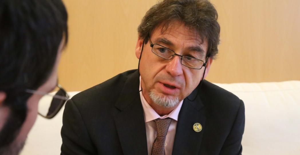 García Fitz en RNE