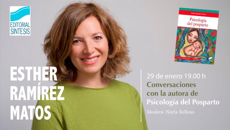 Webinar con Esther Ramírez Matos