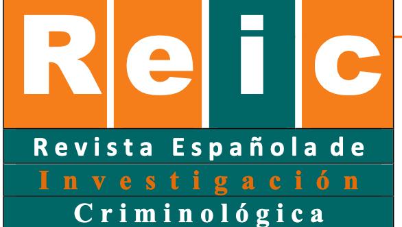 Reseña en la Revista española de investigación criminológica