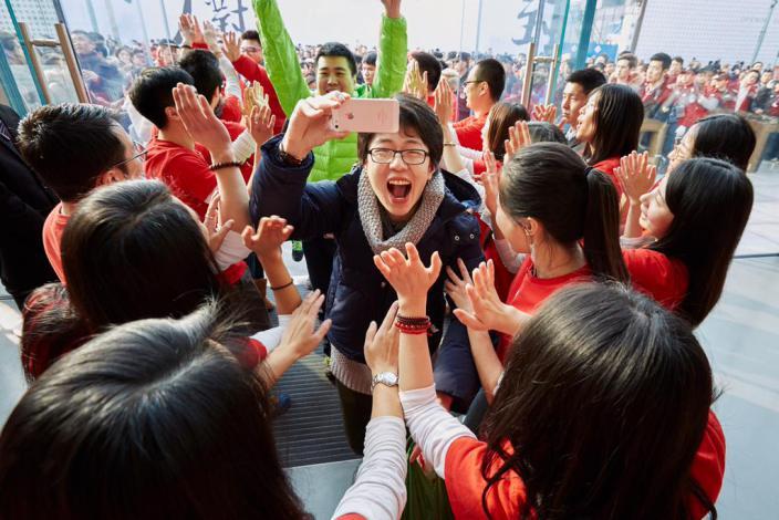 Permalink to Siguen los problemas para Apple en China, baja al 5 puesto de las marcas más vendidas