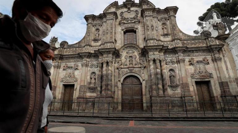 ECUADOR, EL SEGUNDO PAÍS EN LATINOAMÉRICA CON MÁS CASOS DE CORONAVIRUS