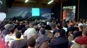 Les Artisans et Entreprises du bâtiment étaient venus nombreux à Rochexpo pour s'informer sur la RT2012