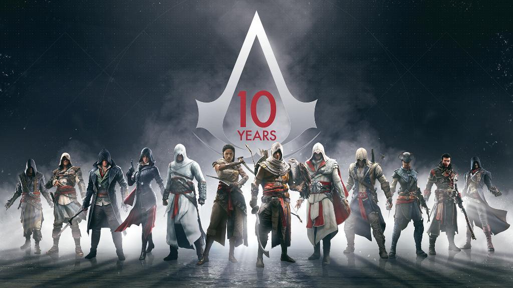 L'histoire complète d'Assassin's Creed