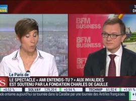 La Fondation Charles de Gaulle sur BFM Business