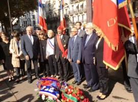 Hommage au Roi Mohammed V, Compagnon de la Libération