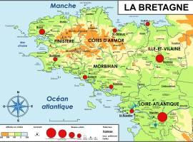 Charles de Gaulle et la Bretagne