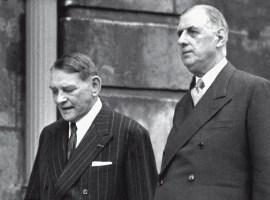 Inscription à la conférence de Jean-Paul Ollivier : «De René Coty à Charles de Gaulle: naissance d'une République»