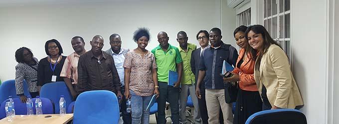 Étudiants du Mozambique participent à la conférence FUNIBER à Beira