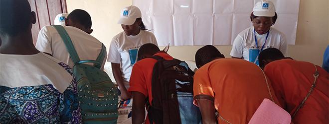 FUNIBER au Forum des Universités et des Grandes Écoles du Cameroun
