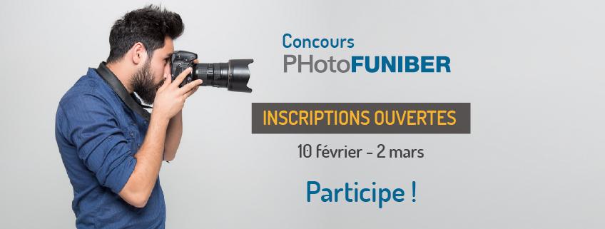 3e édition du Concours International de Photographie, PHotoFUNIBER'21