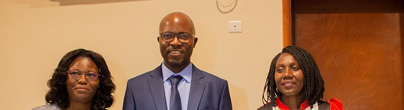 Première soutenance de thèse de FUNIBER Cameroun
