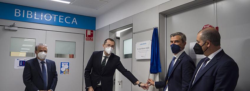 UNEATLANTICO inaugure le laboratoire de biologie cellulaire et moléculaire