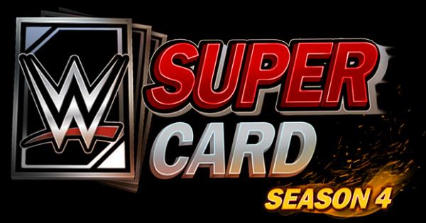 WWE SuperCard Une Saison 4 Annonc Par 2K Actualites