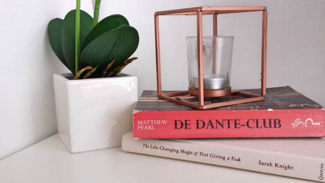 candle-book-pamper-routine