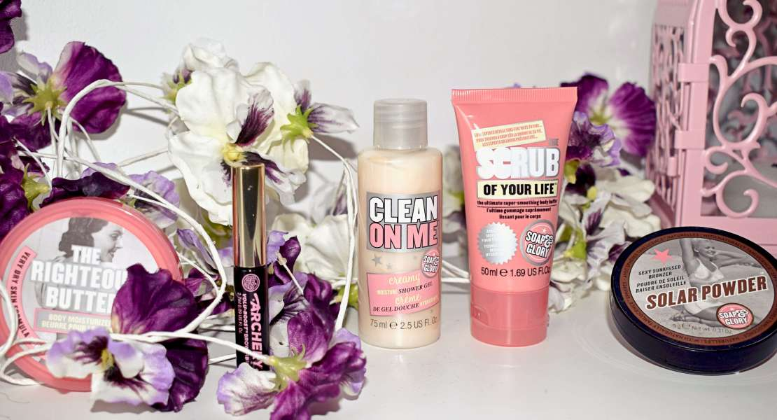 soap & glory brand review