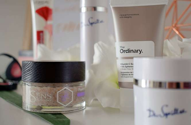 discoveries, Emani, Dr. Spiller, Sense en Provance, L'oreal, The Ordinary