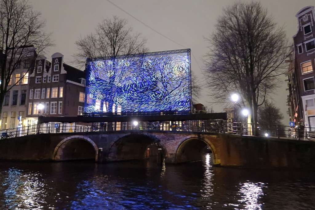 Coffee Talk: Amsterdam Light festival 2019