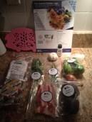 Prepacked Ingredients