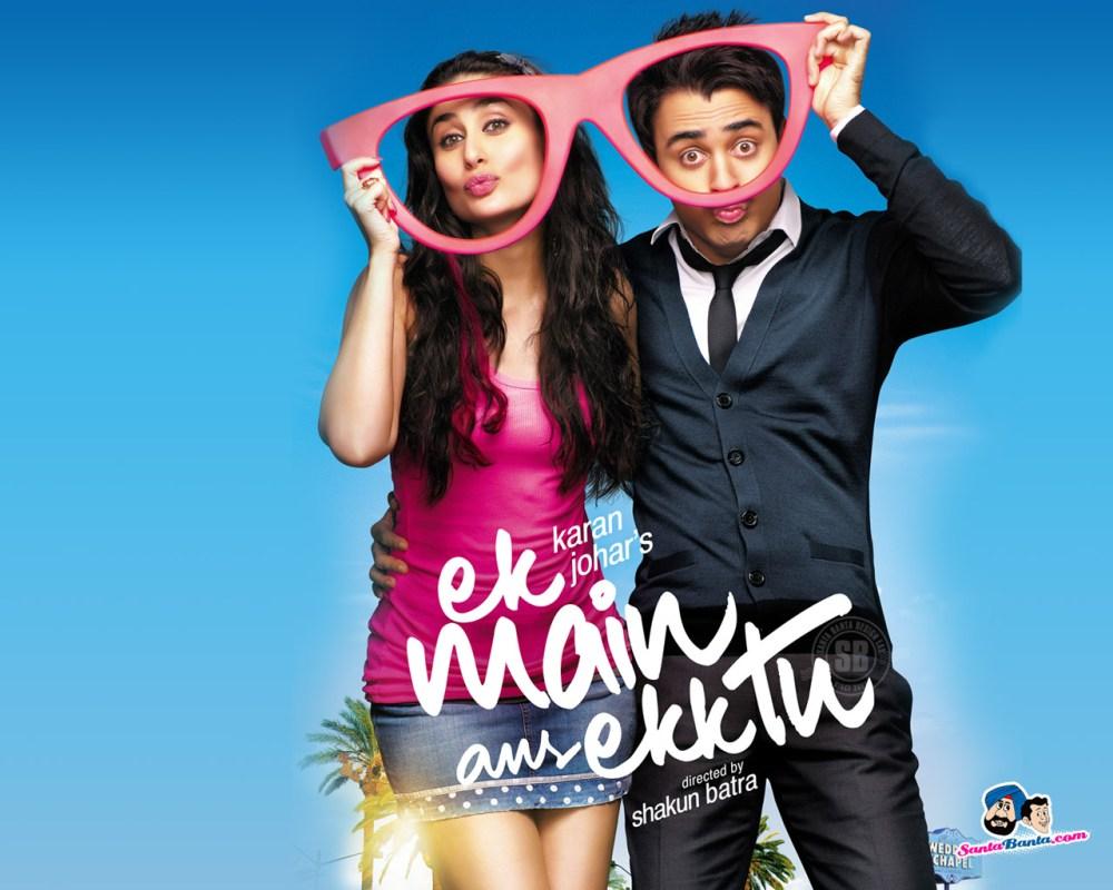 Movie Reviews > Ek Main Aur Ekk Tu