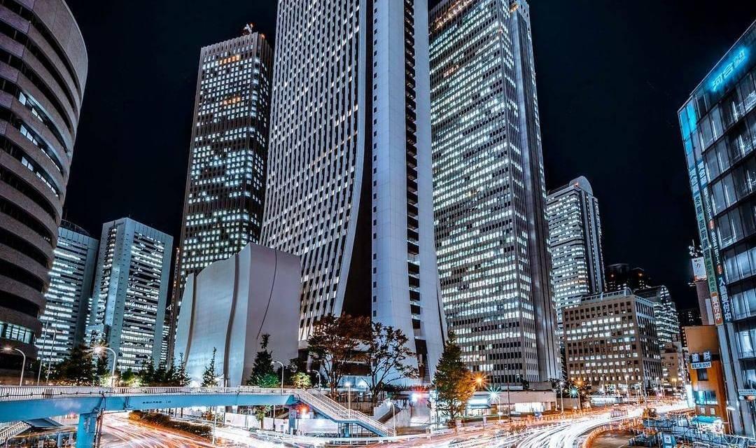 Un regard de 40 secondes sur Tokyo