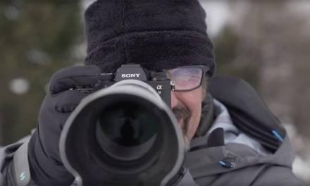 Une précision parfaite avec l'Alpha 9 II par le photographe sportif Francis Bompard