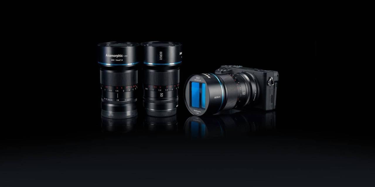 L'objectif Siram 50 mm f / 1.8 anamorphique à monture E sera disponible pour 700 $ en avril