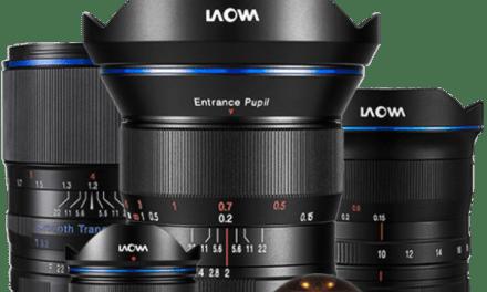 Laowa développe six nouveaux objectifs f / 0.95 pour Sony FE