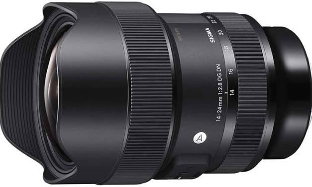 Sigma 14-24mm f / 2.8 FE : «exceptionnel pour un objectif grand-large»