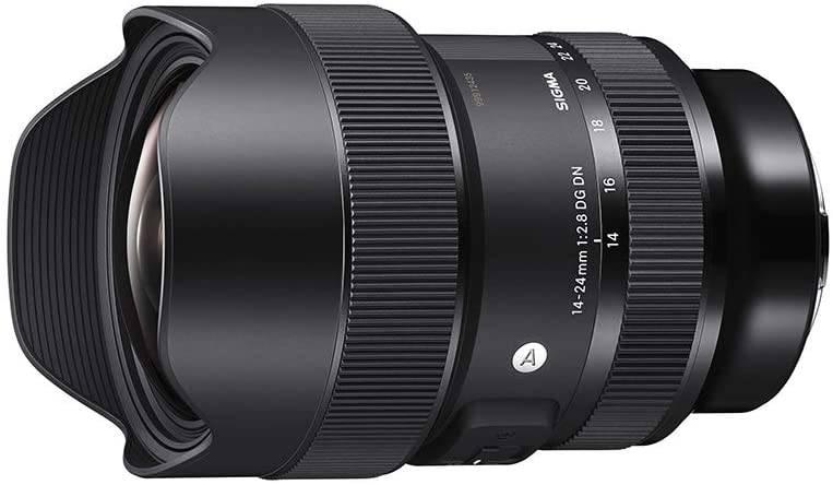 """Sigma 14-24mm f / 2.8 FE : """"exceptionnel pour un objectif grand-large"""""""