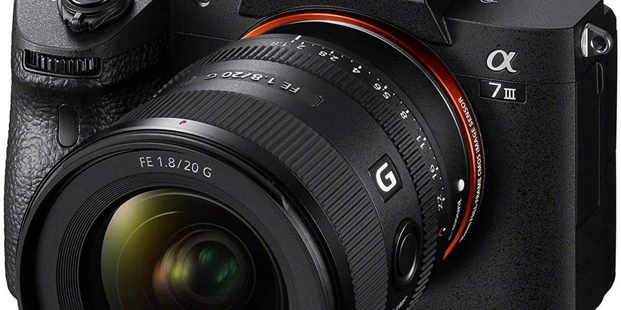 """Test par CameraLabs du Sony 20mm f / 1.8 FE : """"les performances dépassent même le très bon Sony FE 24mm f1.4 GM"""""""