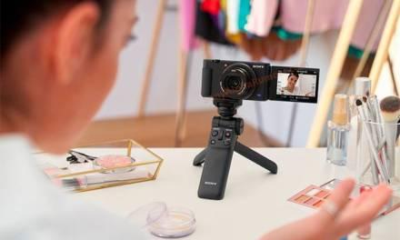 Communiqué de presse: Sony élargit sa gamme de solutions de vlogging avec l'introduction de la caméra Vlog ZV-1