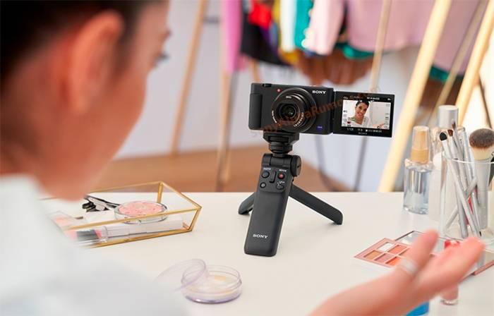 FUITE : Sony ZV-1 coûtera 799 €, de nouvelles photos et les spécifications complètes