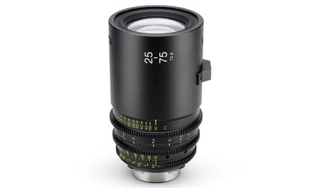 Tokina annonce le nouvel objectif Cine 25-75 mm T2.9 à monture E